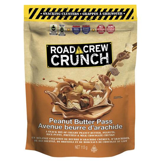Road Crew Crunch - Peanut Butter Pass - 113g