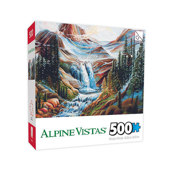 Artist 500 piece Puzzle - Assorted