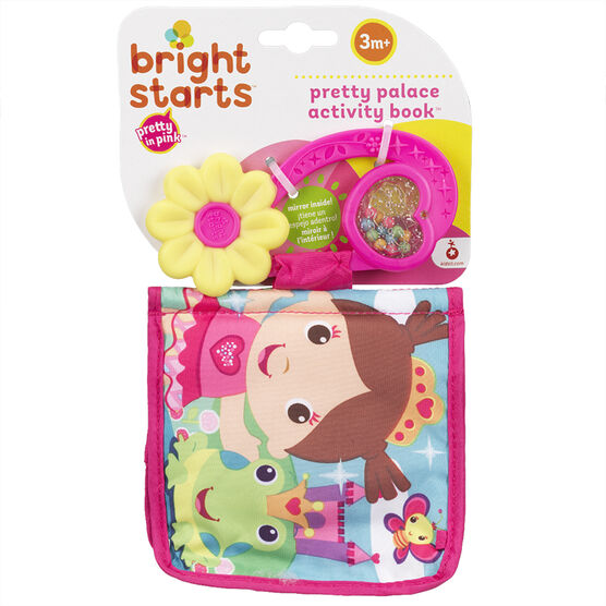 Bright Starts Pretty Palace Activity Book