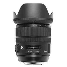 Sigma A 24-70mm F2.8 DG HSM OS Lens for Nikon - AOS2470DGN