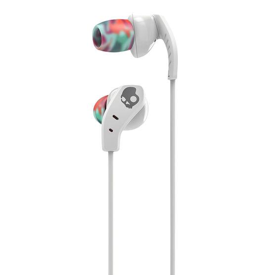 Skullcandy Method Women's In-Ear Headphones - Swirl/Gray - S2CDHY520