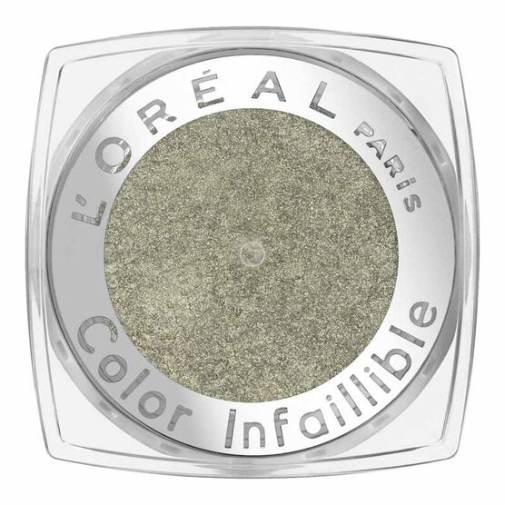 L'Oreal La Couleur Infallible Eyeshadow - Permanent Kaki