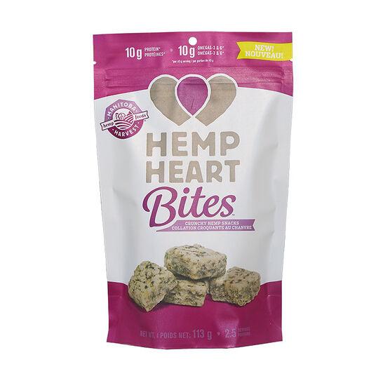 Manitoba Hemp Heart Bites - 113g
