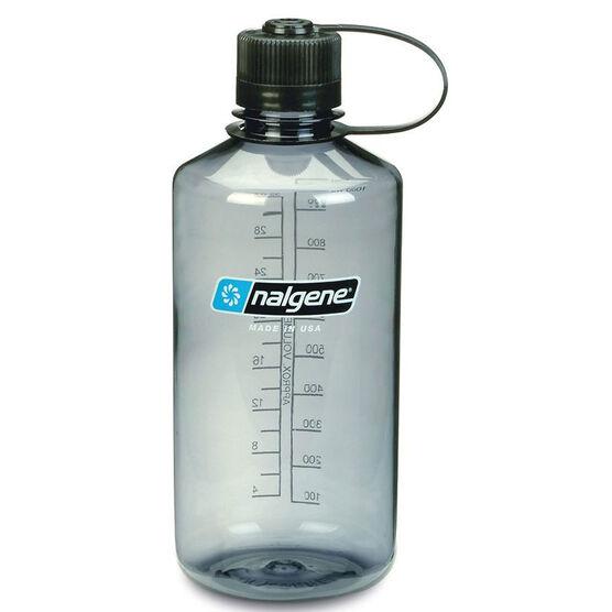 Nalgene Narrow Mouth Bottle - Grey - 1L