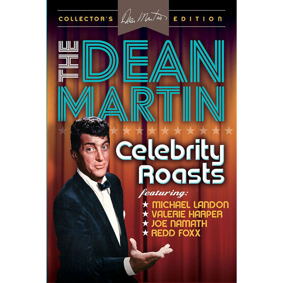 Dean Martin Celebrity Roasts: Stingers and Zingers - DVD