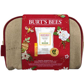 Burt's Bees Travel Essential Kit - 3 piece