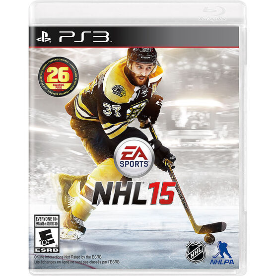 PS3 NHL 15