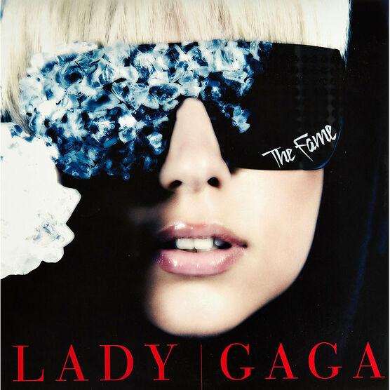 Lady Gaga - Fame - Vinyl