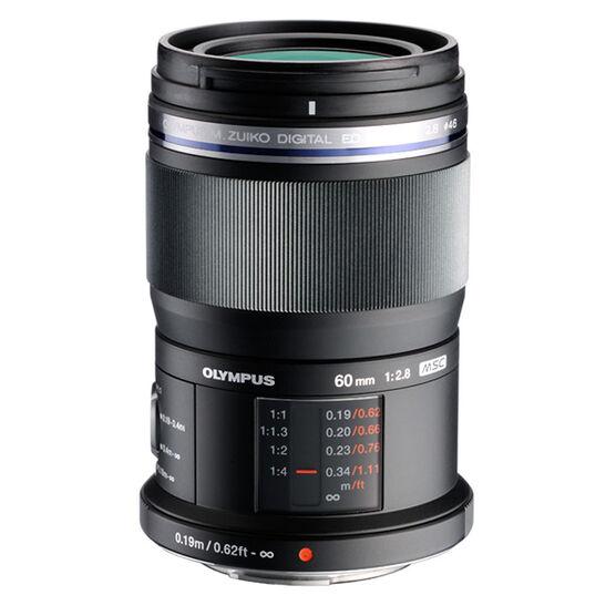 Olympus M.Zuiko ED 60mm f2.8 Macro - Black - V312010BU000