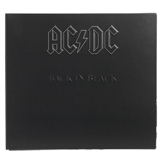 AC/DC - Back In Black - Hyper CD