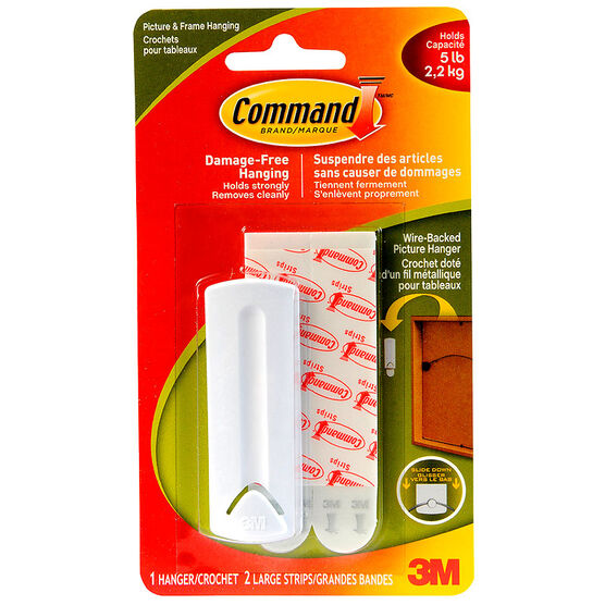 3M Command Wire Picture Hanging Strips - 17041C