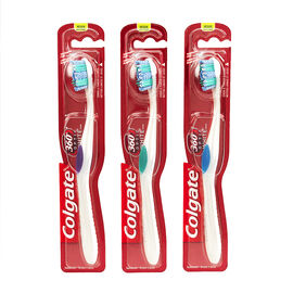 Colgate Optic White Toothbrush - Medium