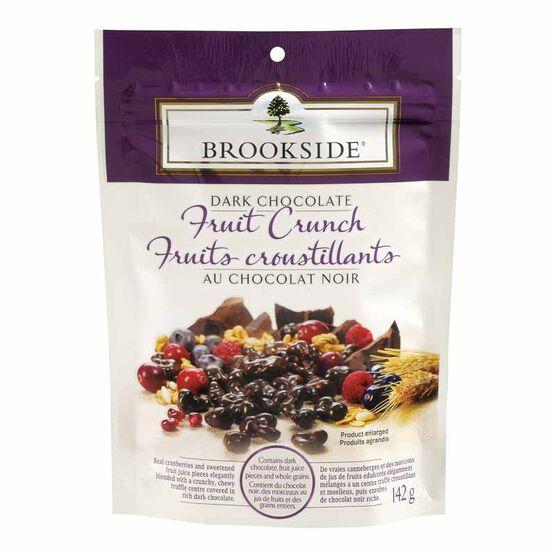 Brookside Dark Chocolates - Fruit Crunch - 142g