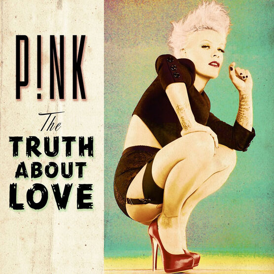 Pink - The Truth About Love - CD