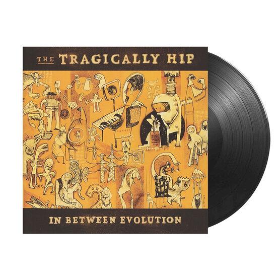 The Tragically Hip - In Between Evolution - Vinyl