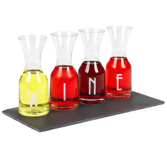 London Drugs Wine Tasting Glasses - Set of 4