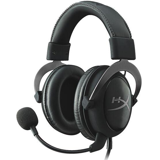 Kingston HyperX Cloud II Headset - Gun Metal - KHX-HSCP-GM