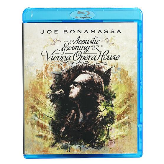 Joe Bonamassa - An Acoustic Evening At The Vienna Opera House - Blu-ray