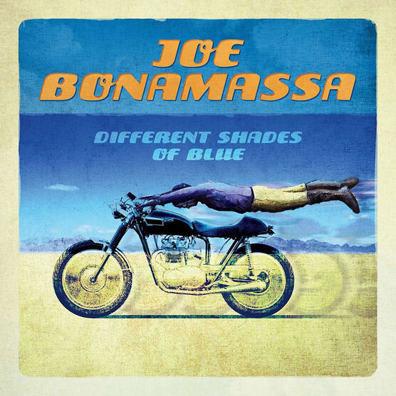 Joe Bonamassa - Different Shades of Blue - 2 LP Vinyl