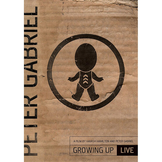 Peter Gabriel - Still Growing Up: Live - 2 DVD