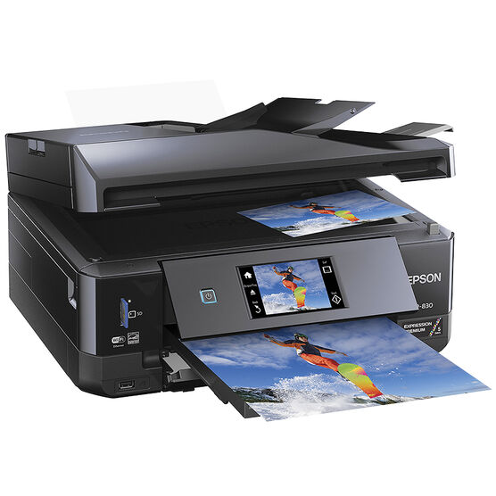 Epson Expression Premium XP-830 Small-in-One Printer - C11CE78201