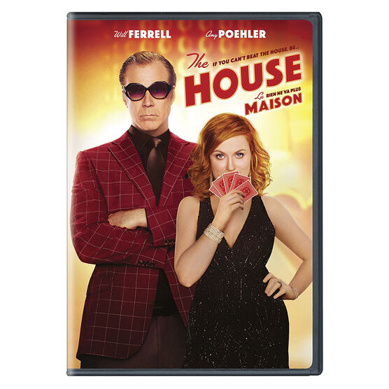 The House - DVD