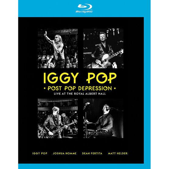 Iggy Pop - Post Pop Depression: Live at the Royal Albert Hall - Blu-ray