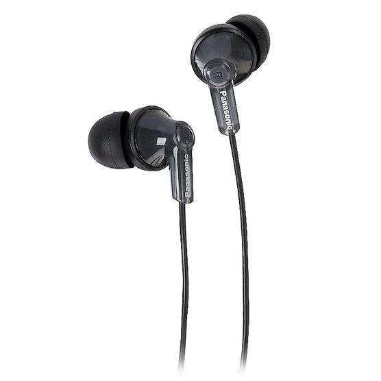 Panasonic Ergo Fit Eardrops - Black - RPHJE120K