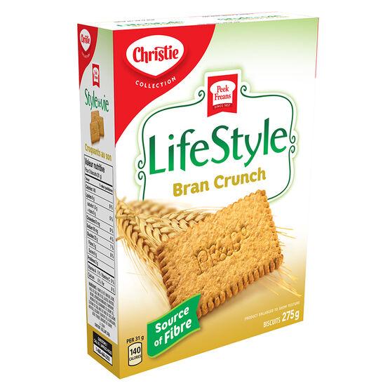 Peek Freans Lifestyle Selections Bran Crunch - 275g