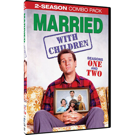 Married With Children: Seasons 1 and 2 - DVD