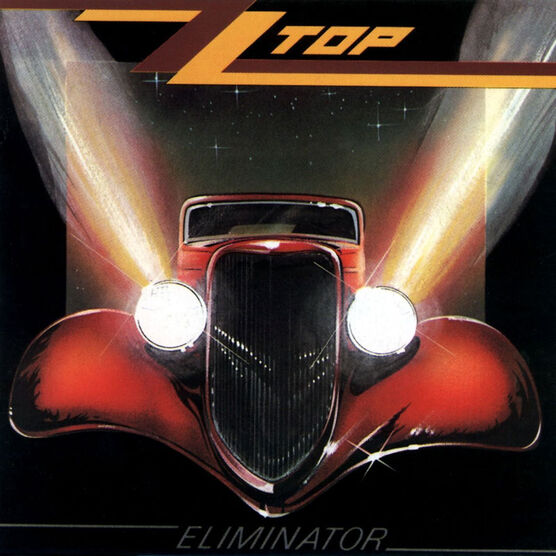 ZZ Top - Eliminator - Vinyl