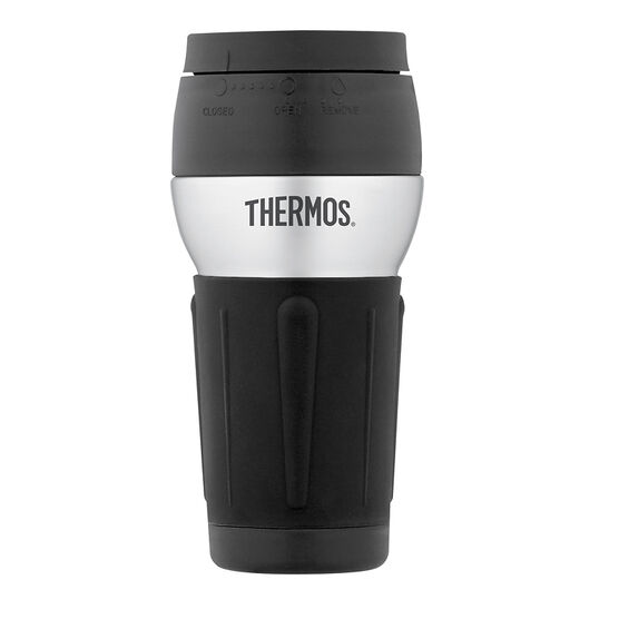 Thermos 360 Vacuum Tumbler - Black - 420ml