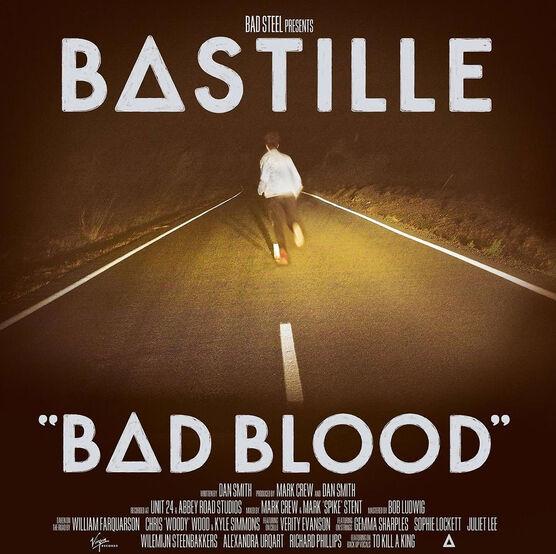 Bastille - Bad Blood - Vinyl