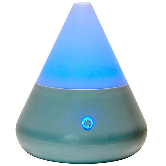 Kiera Grace Cone Ultrasonic Diffuser - White