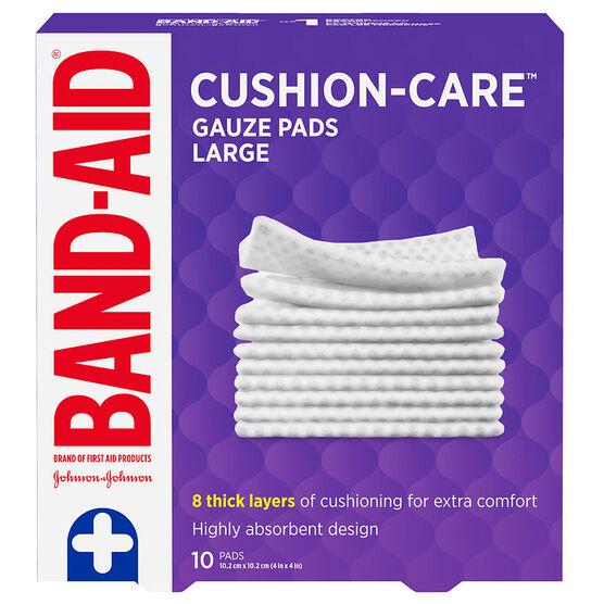 Johnson & Johnson Band-Aid Gauze Pad - 10.1 x 10.1cm