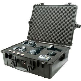 Pelican 1600 Case with Foam - Black - 1600-000-110