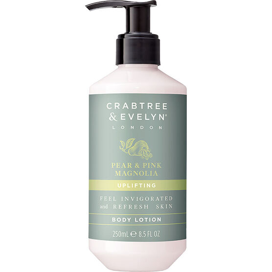 Crabtree & Evelyn Pear & Pink Magnolia Uplifting Body Lotion - 250ml