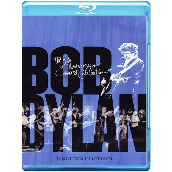 Bob Dylan - The 30th Anniversary Concert Celebration - Blu-ray