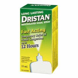 Dristan Long Lasting Mist - Menthol - 15ml