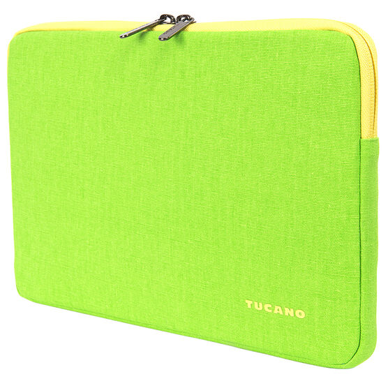 Tucano Fluo Universal Sleeve for 9-10inch Tablet - Acid Green - BFLUO10-V