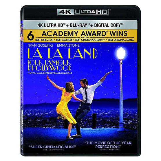 La La Land - 4K UHD Blu-ray