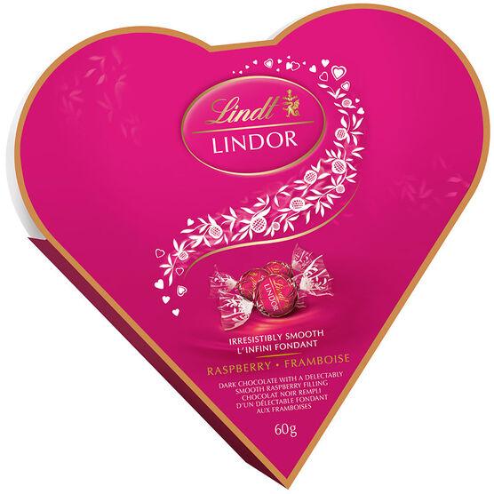 Lindor Friend Hearts - Raspberry - 60g