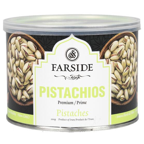 Farside Pistachios - Salted - 200g
