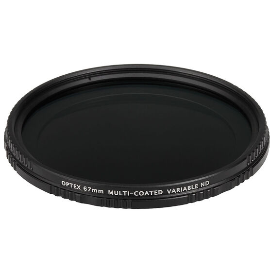Optex Variable Neutral Density Filter - 67mm - 67MCVND