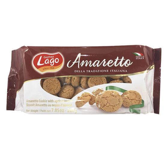 Gastone Lago Amaretto Cookies - 200g