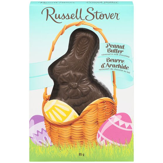 Russell Stover Rabbit - Peanut Butter - 85g