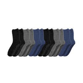 Silvert's 6-pack Slip Resistant Socks - XL