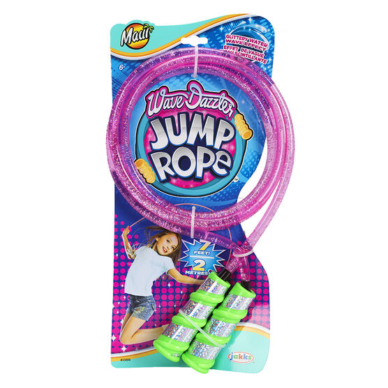 Wave Dazzler Jump Rope - Assorted