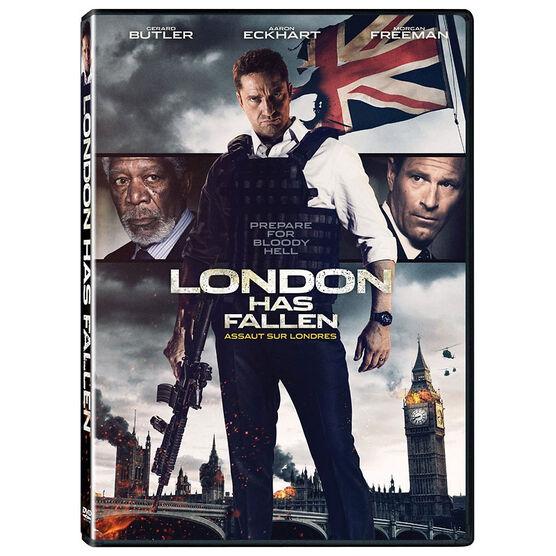 London Has Fallen - DVD