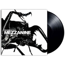 Massive Attack - Mezzanine - Vinyl